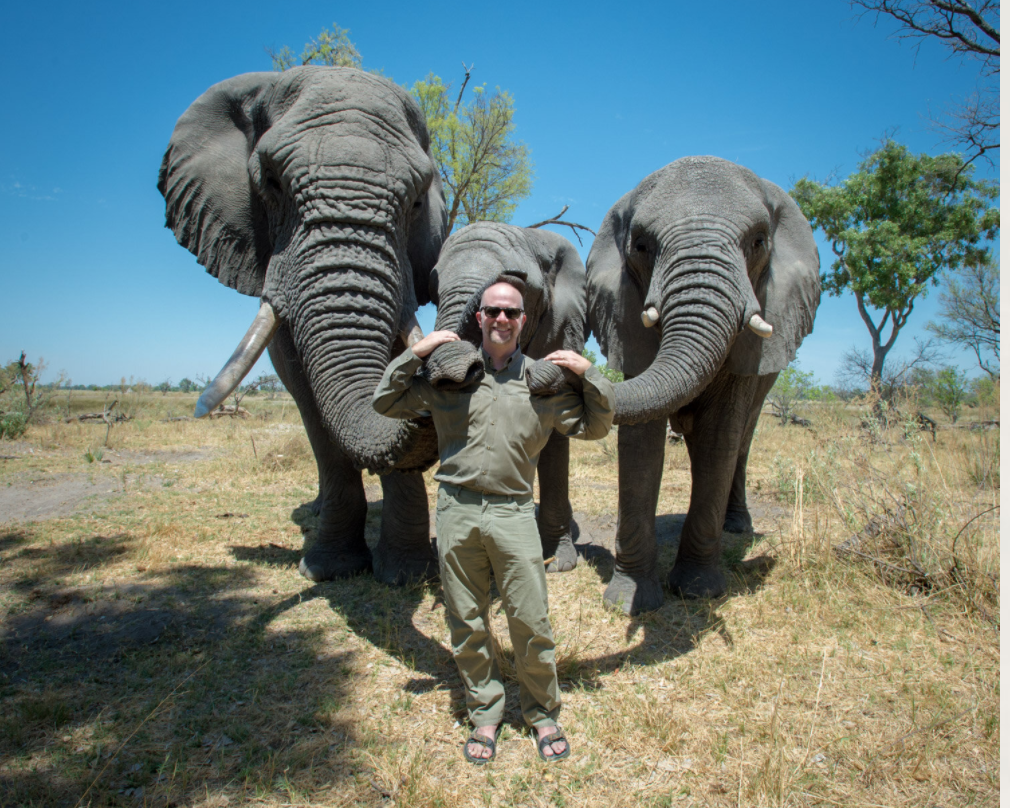 A conversation with co-founder Andy Biggs on photographing wildlife in Africa