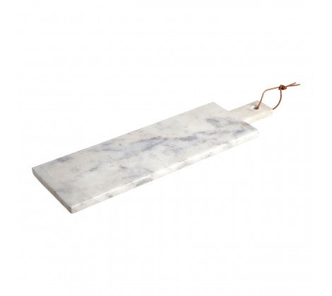 Medium White Marble Paddle Board