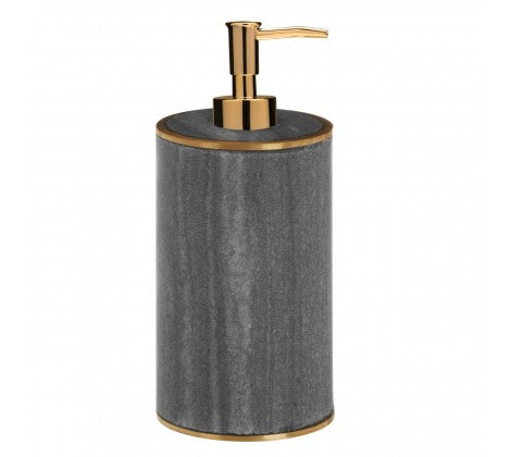 Marble Brass Lotion Dispenser