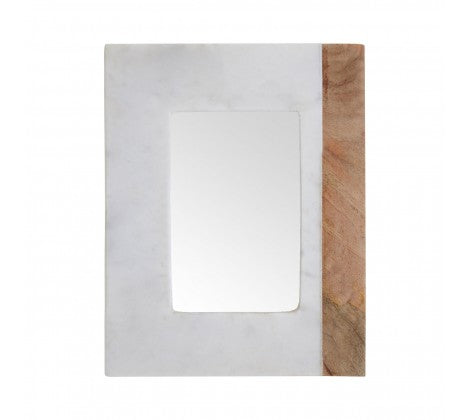 4In X 6In Marble/Mango Photo Frame