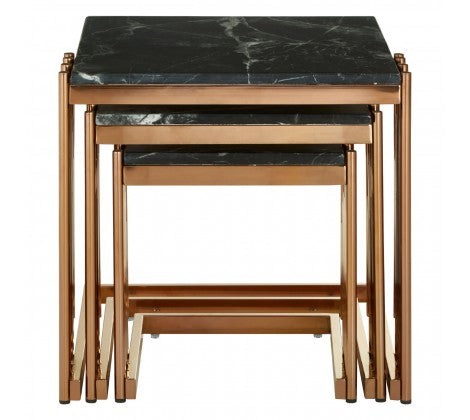 Set Of 3 Square Nesting Tables