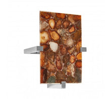 Load image into Gallery viewer, Agate Stone Wall Light
