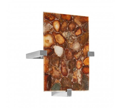 Agate Stone Wall Light