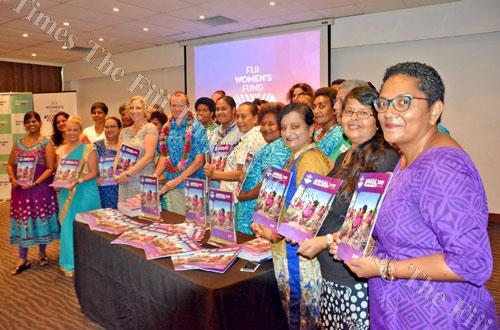 The Fiji Times: $1.9m for women