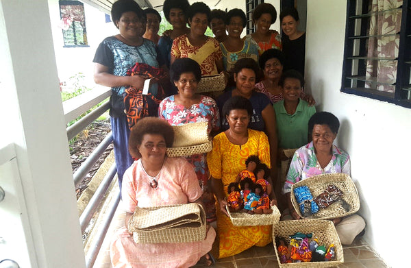 UNDP Pacific Office in Fiji: Rural Women Help Early Recovery Efforts in Fiji...