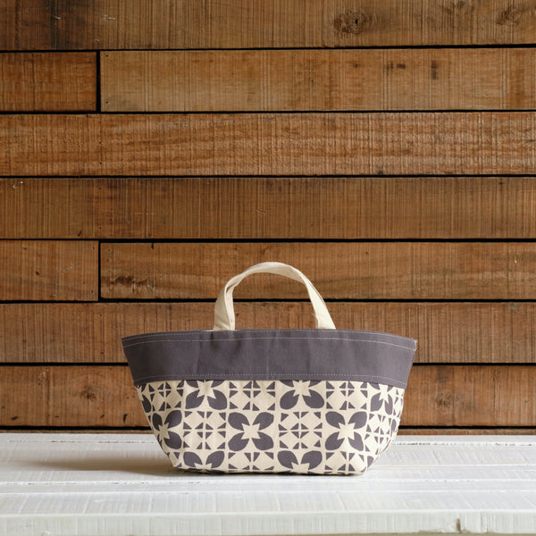 Tote - Bua Block Print, Small