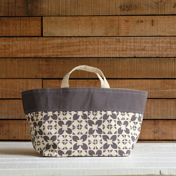 Tote - Bua Block Print, Medium