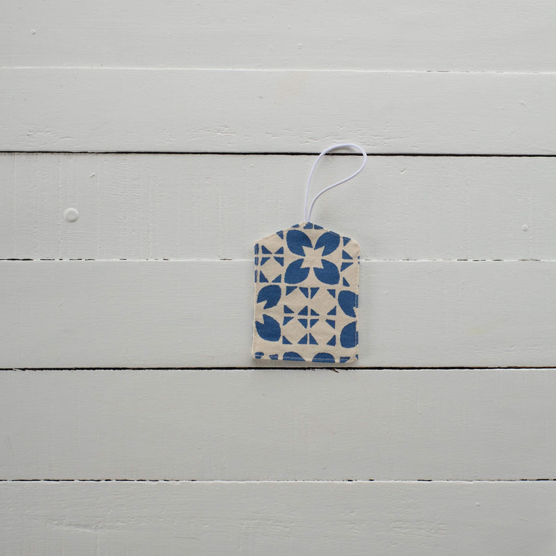 Luggage Tag - Bua Block