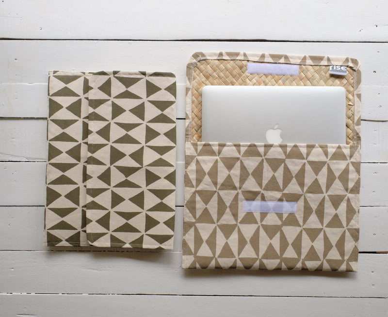 Oversized Clutch & Laptop Case
