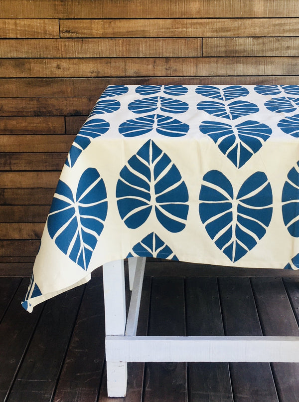 Handprinted Tablecloth