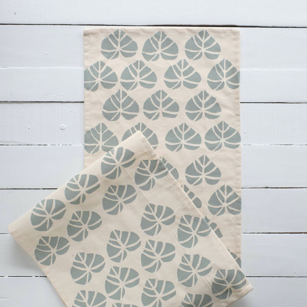 Canvas Table Runner - Vau Leka Print