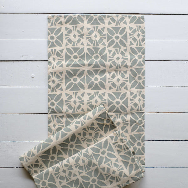 Canvas Table Runner - Drividrivi Print