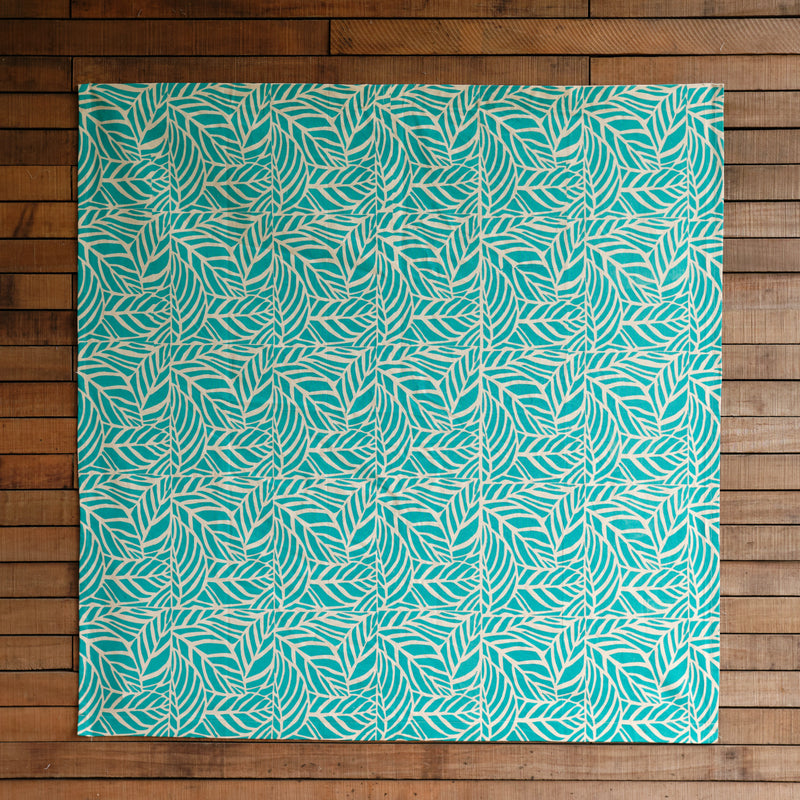 Zoom Backdrop, Wall Hanging, Tablecloth & Picnic Blanket All-In-One - Veikau Print