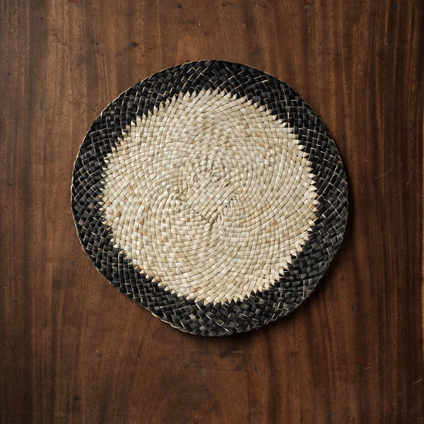 Round Table Mat Set of Four (4) Suka Rim