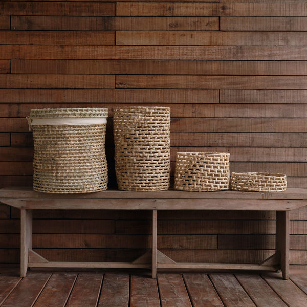 Handwoven Sasa Voivoi Baskets