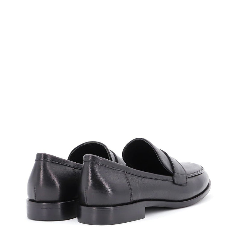 Mocassino Donna Nero - Ripa Shoes