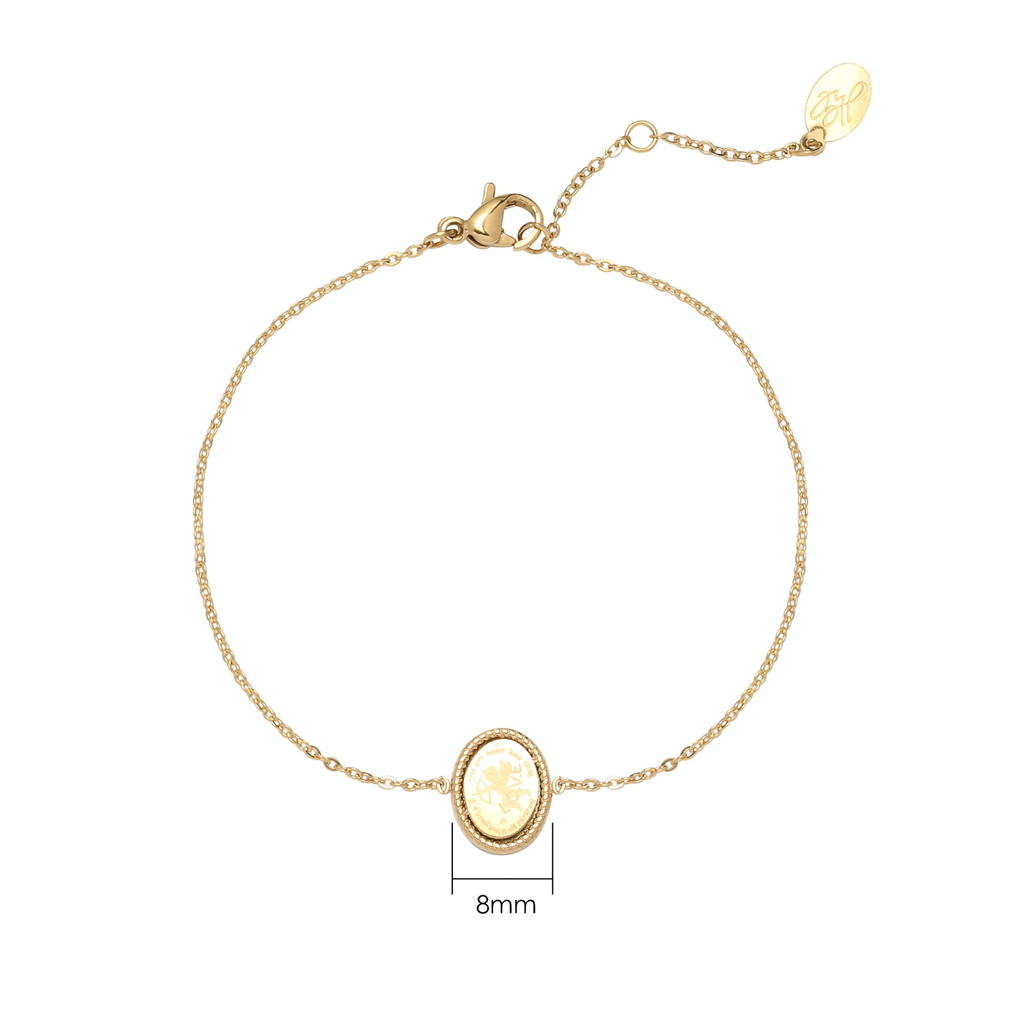 Bracelet Cupid Gold