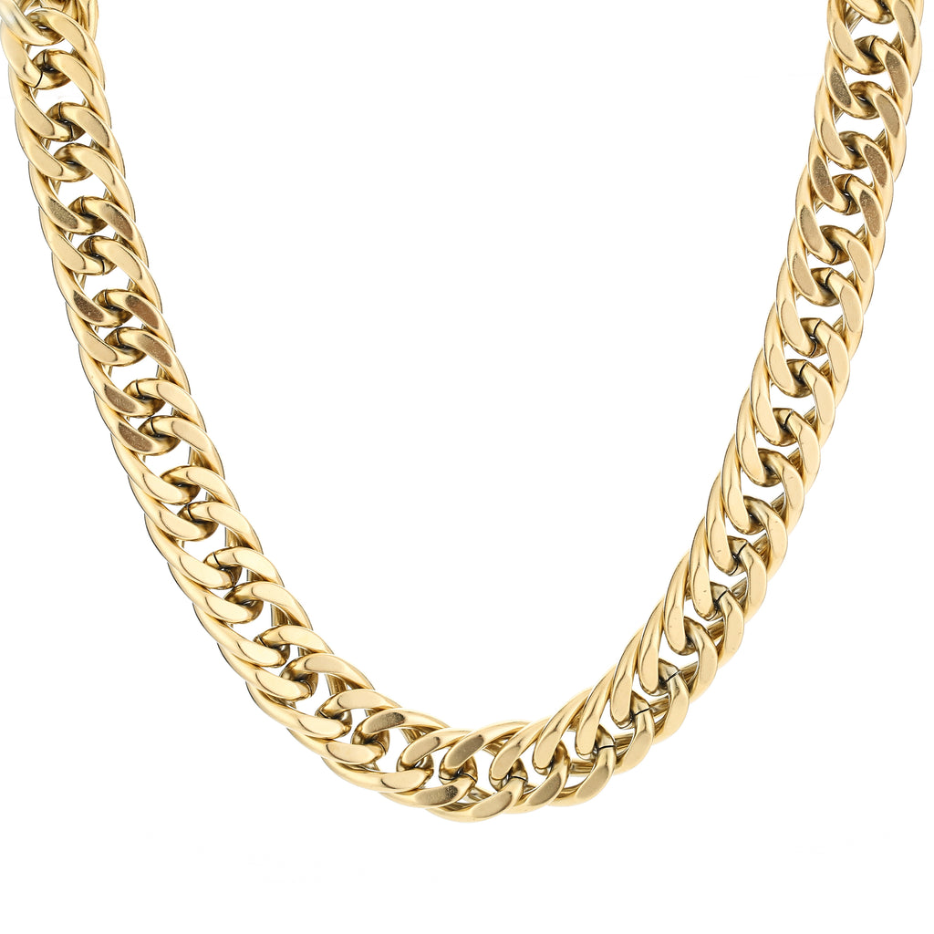Thick Chain Gold