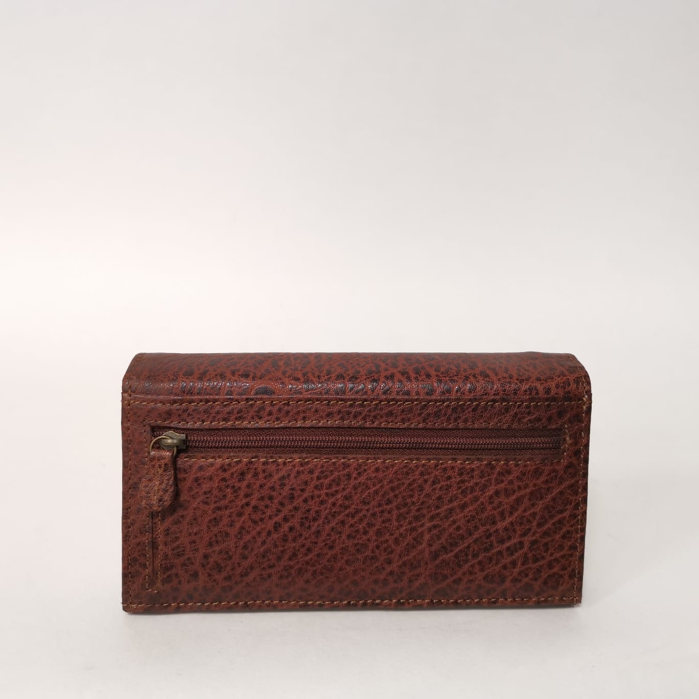 Hill Burry Wallet Cognac