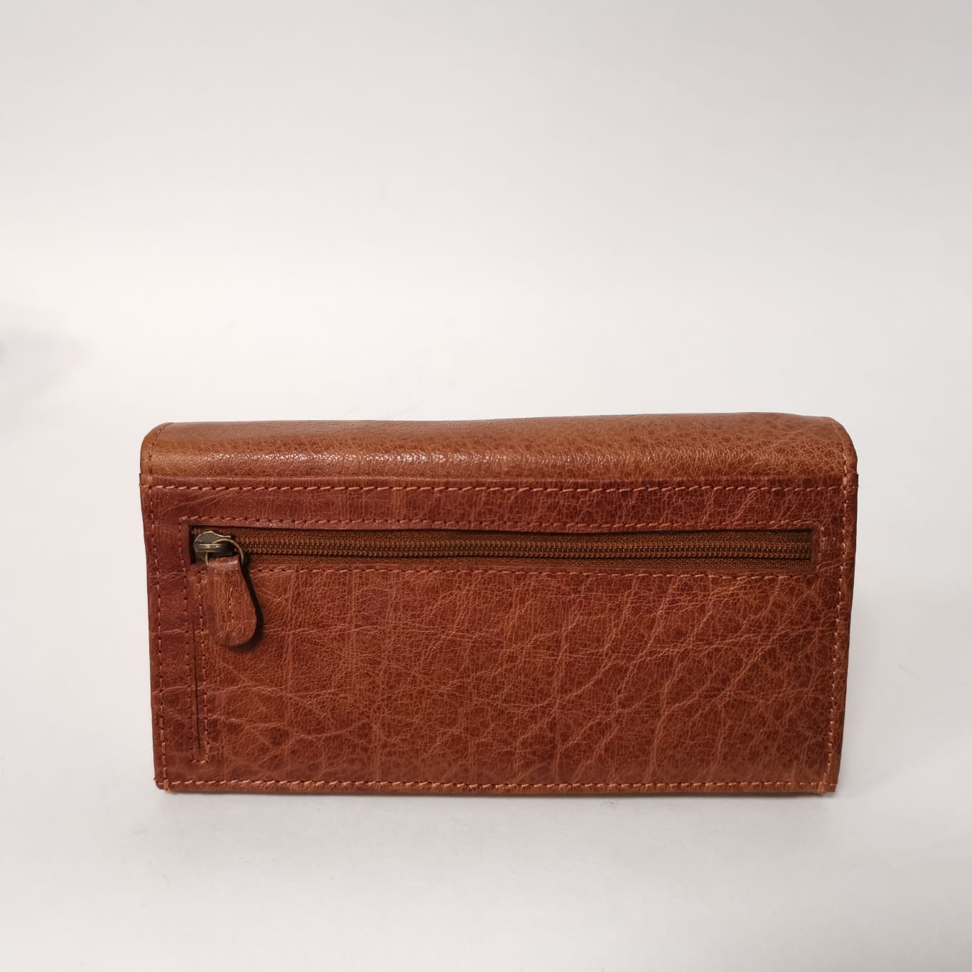Hill Burry Wallet Brown