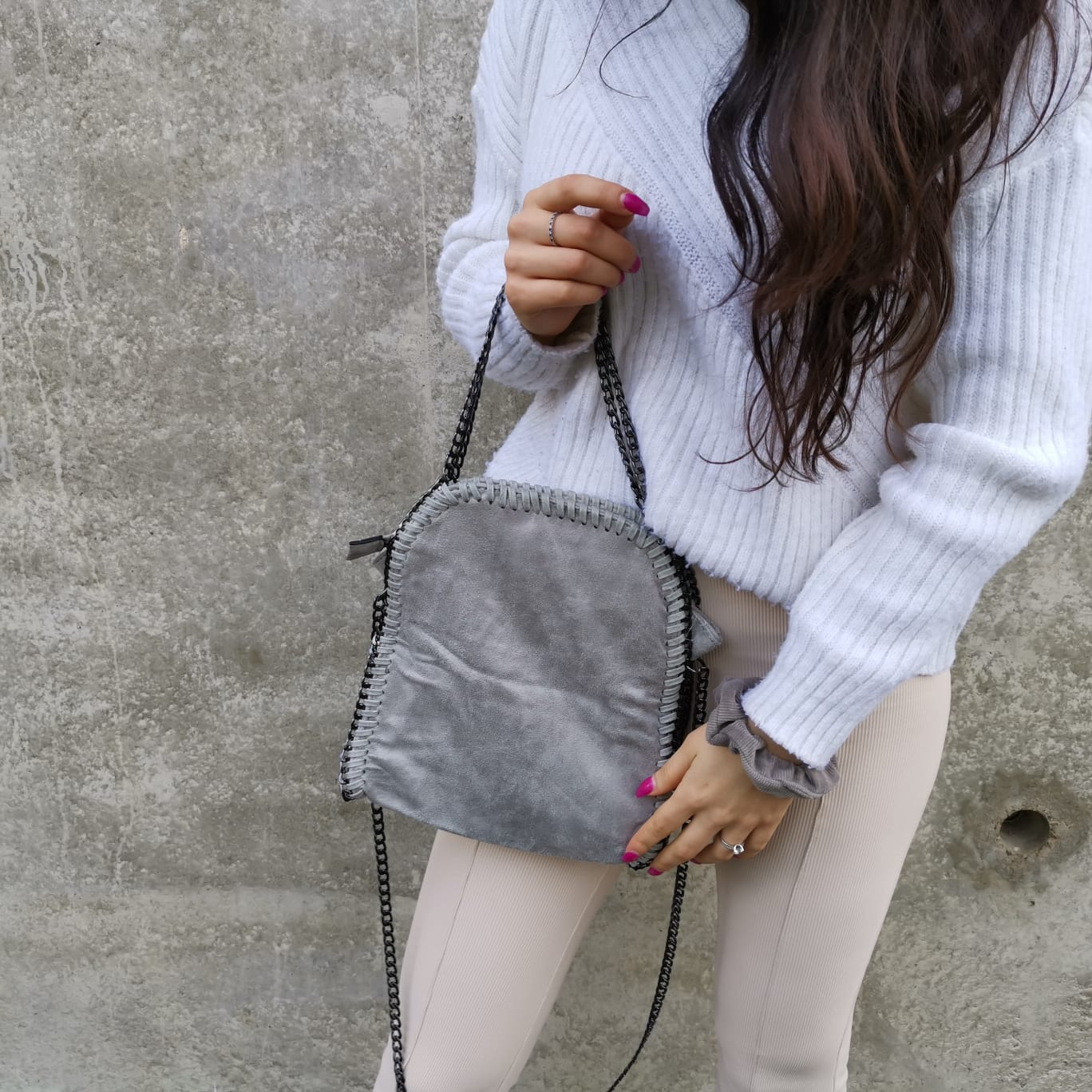 Molly Bag Grey