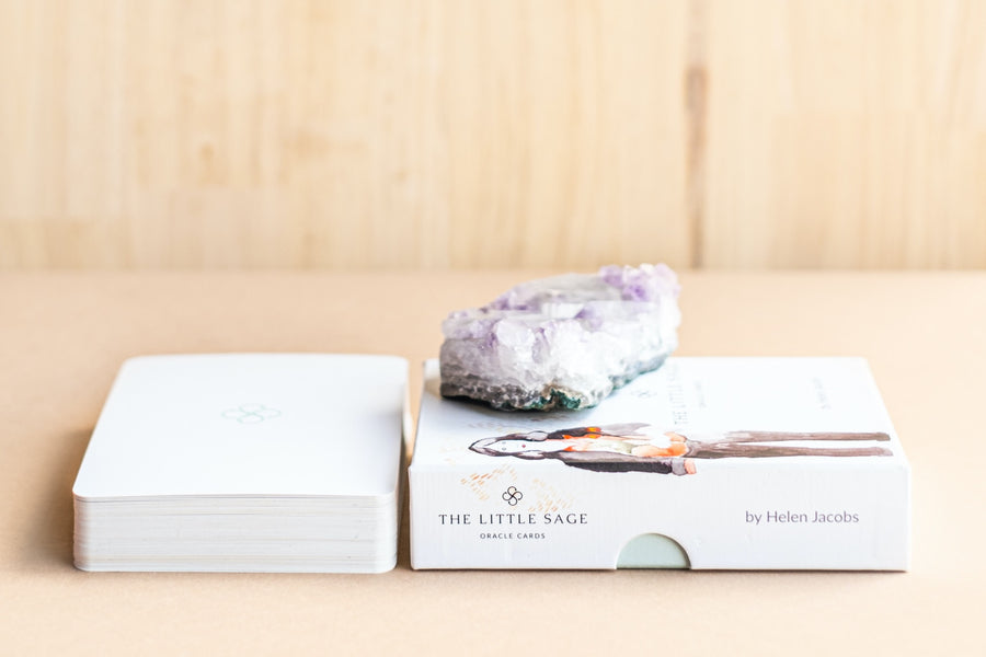 The Little Sage Oracle Cards