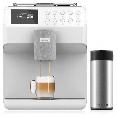 Cafetera Power Matic-ccino 7000 Serie Nera