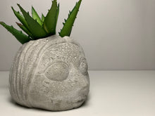 Load image into Gallery viewer, The Nightmare Before Christmas - Face Planters - Concrete - Indoor Planters -Jack Skellington - Sally - Modern - Housewarming Gift - betonven