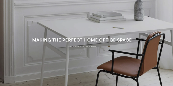 OPUMO: MAKING THE PERFECT HOME OFFICE SPACE