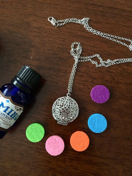Diffuser Necklace