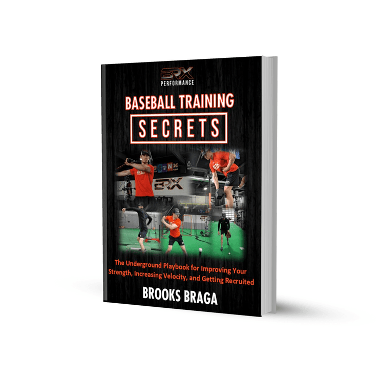 Baseball Training Secrets eBook