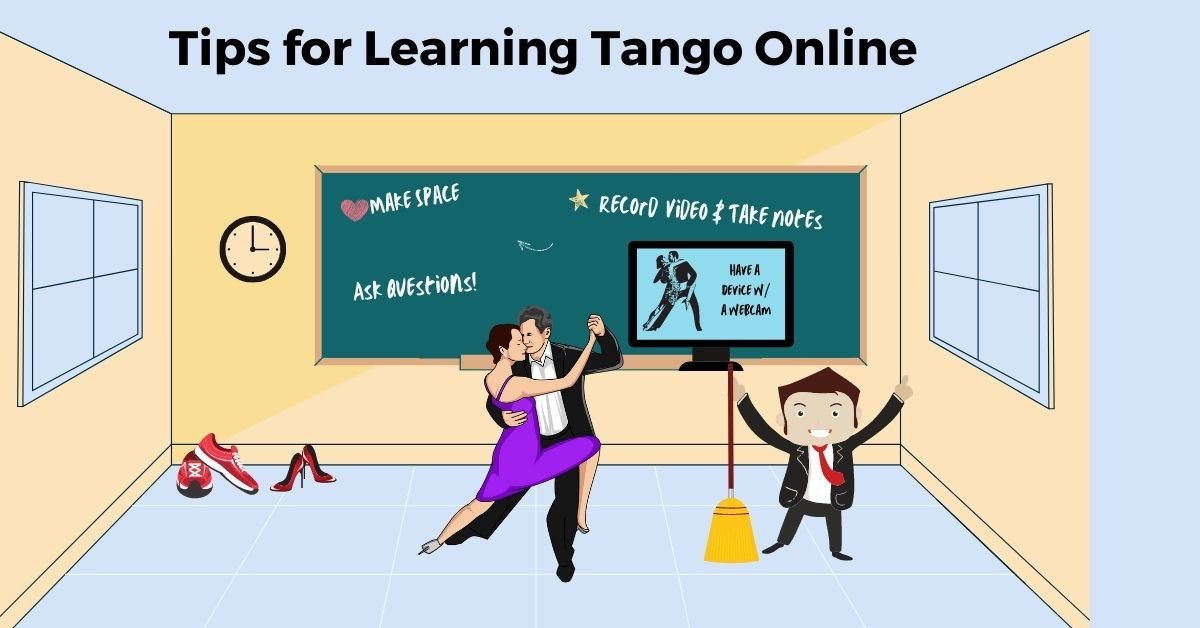 Learning Tango Online