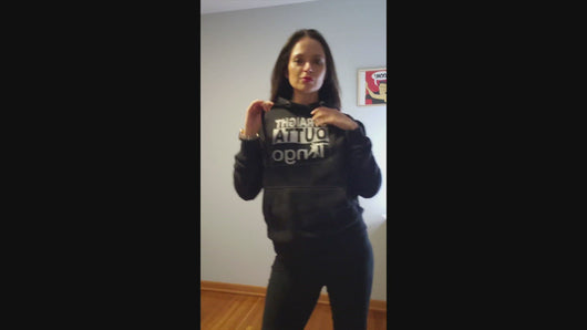 Straight Outta Tango Sweater- Black Video