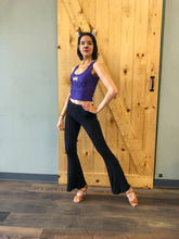 Load image into Gallery viewer, Tango Queen Crop Top pose