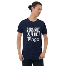 Load image into Gallery viewer, Straight Outta Tango T-Shirt Blue