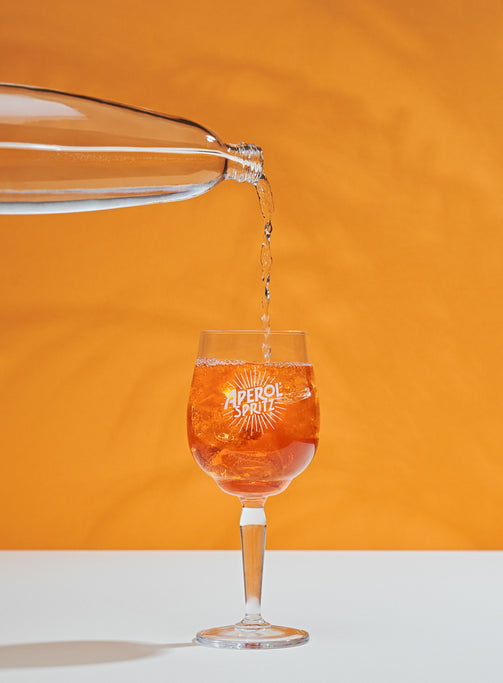 Aperol Perfect Serve - step 4