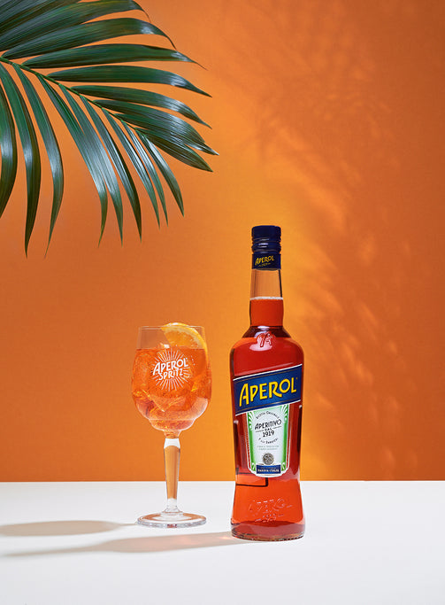 Aperol Perfect Serve - step 5