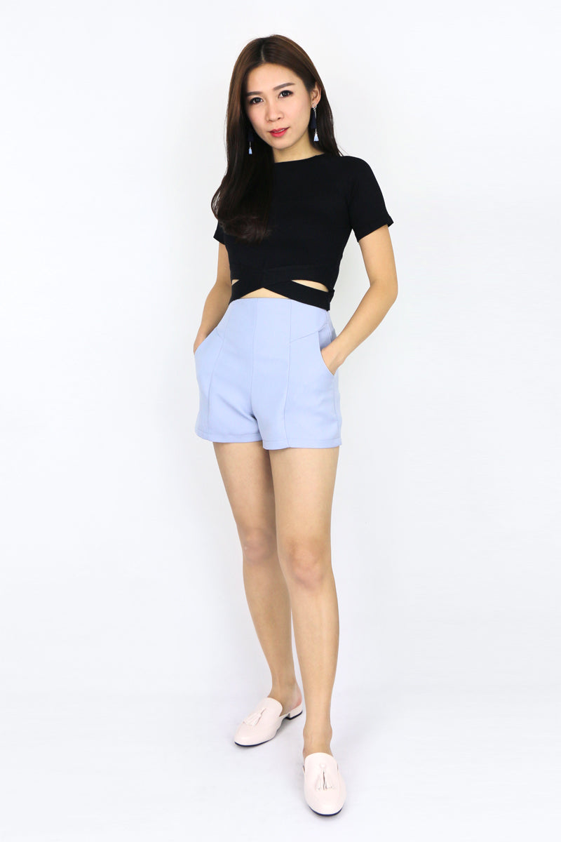 Brianna Tailored Shorts