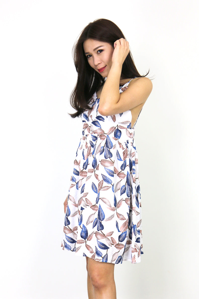 Delyth Printed Dress