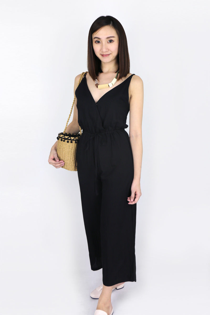 Synnove Wrap Jumpsuit