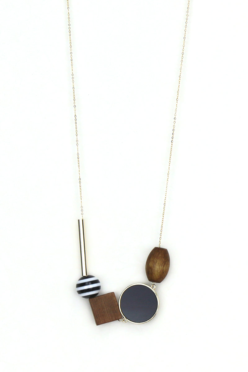 Emma Geometric Necklace