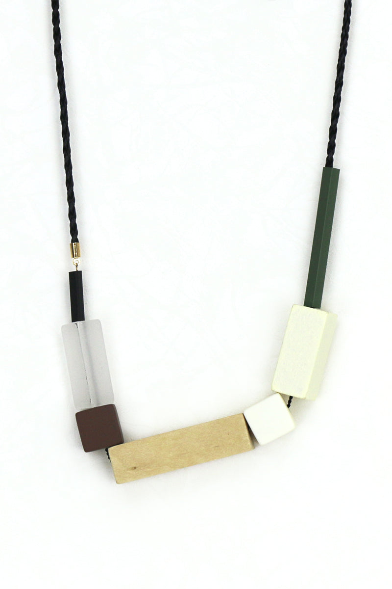 Sasha Geometric Necklace
