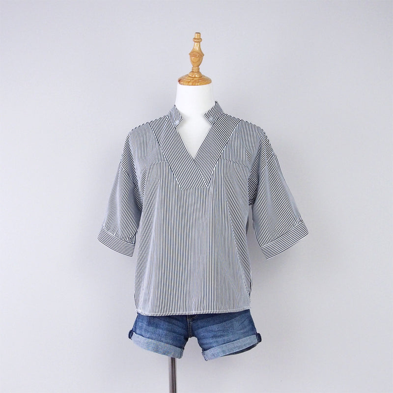 Beatrice V Neck Blouse