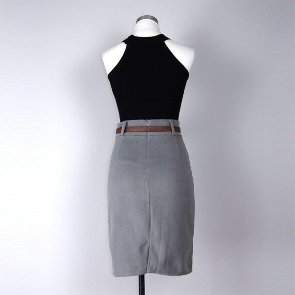 Calla Pencil Skirt