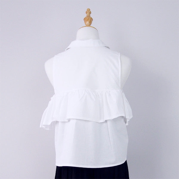 Elsie Cold Shoulder Blouse