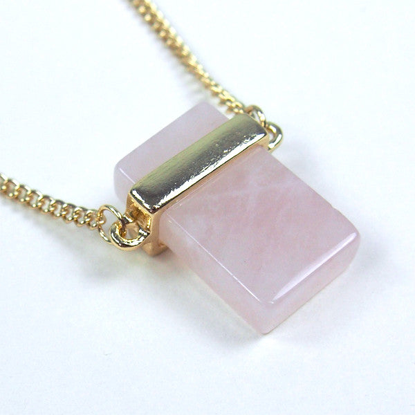 (Restocked) Gemstone Nugget Necklace