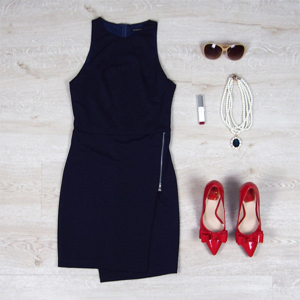Kylie Sheath Dress