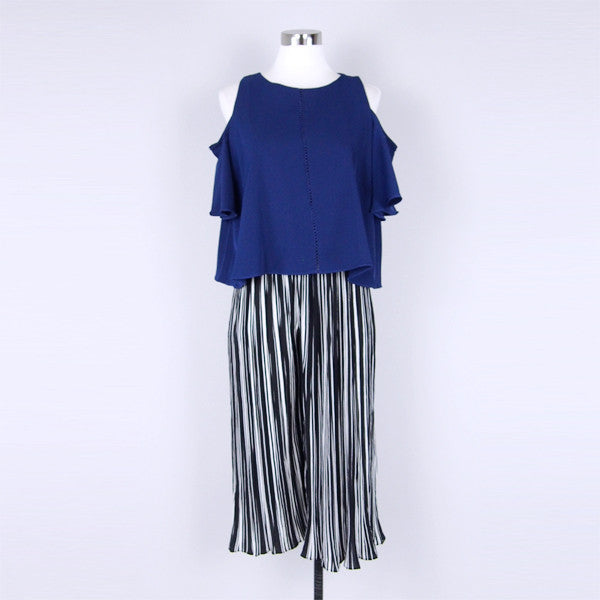 Madelyn Pleated Culottes