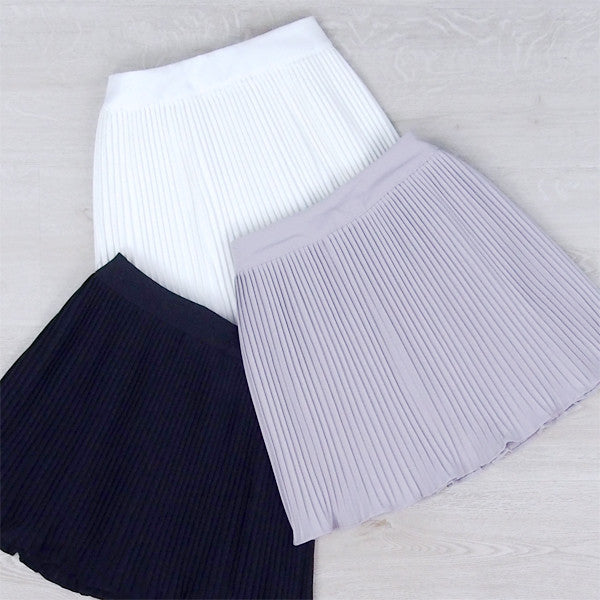Reagan Pleated Skirt