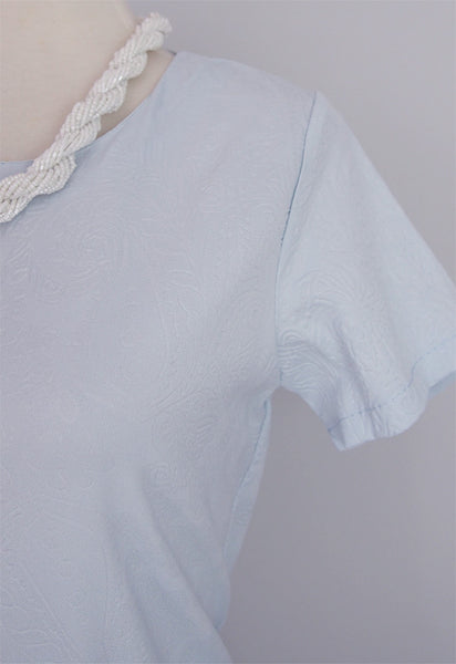 Riley Embossed Blouse